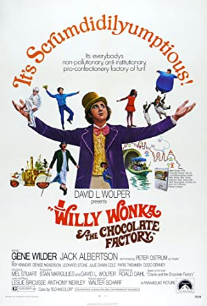 Willy Wonka & the Chocolate Factory Poster Image