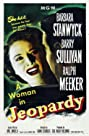 Jeopardy (1953) Poster