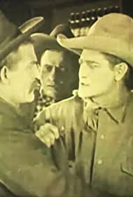Art Acord and Edward Burns in The Show Down (1921)