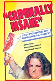 Criminally Insane (1975) Poster - Movie Forum, Cast, Reviews