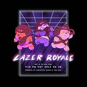 3d tv movie downloads Lazer Royale [Full]