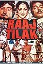 Raaj Tilak (1984) Poster