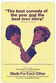 Made for Each Other (1971) Poster - Movie Forum, Cast, Reviews