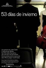53 días de invierno Poster