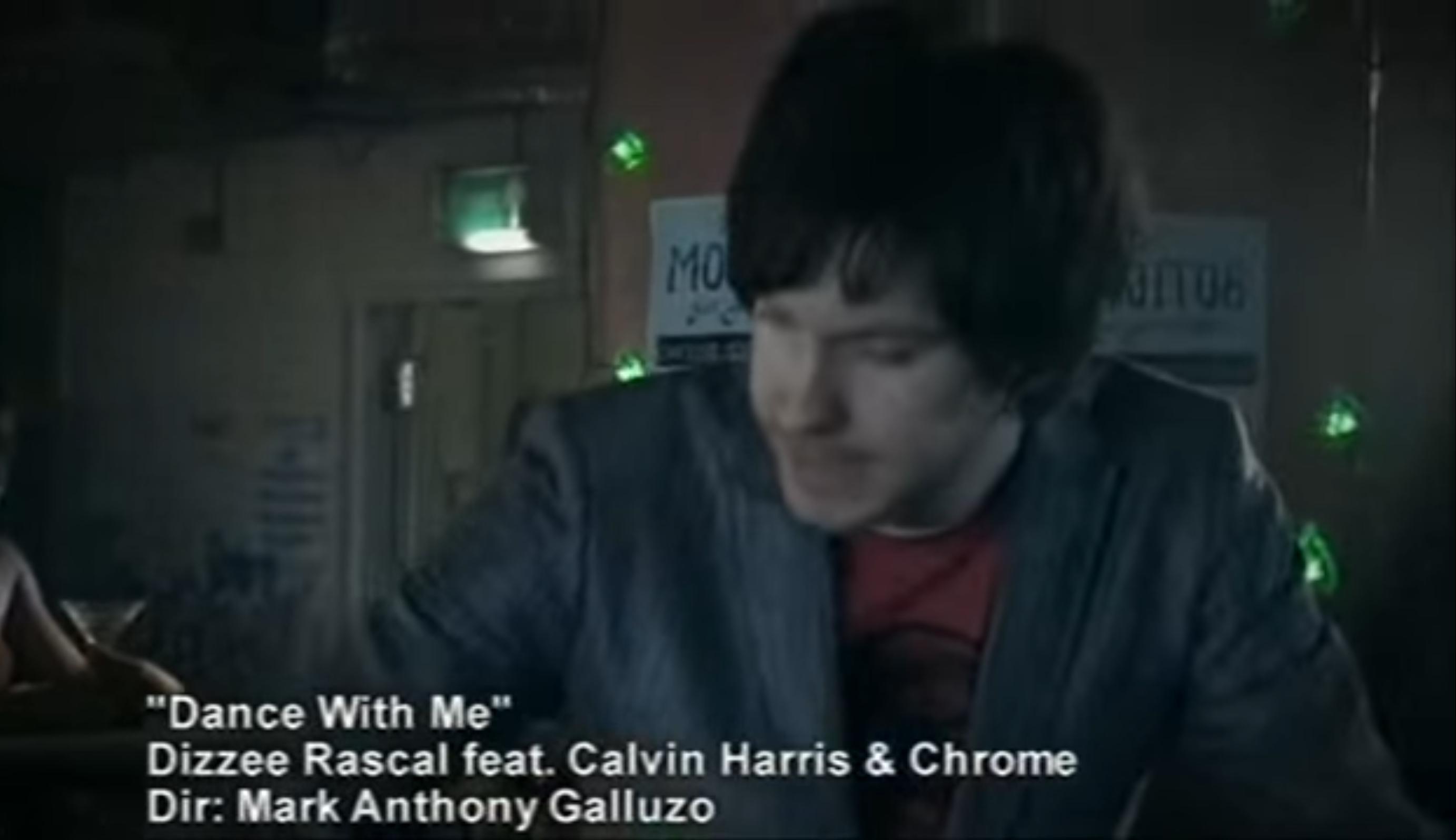 Dizzee rascal, calvin harris, chrome dance wiv me by dizzee.