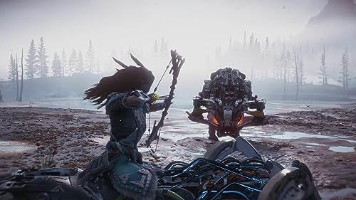 Horizon: Zero Dawn: Paris Games Week 2017 The Frozen Wilds Trailer