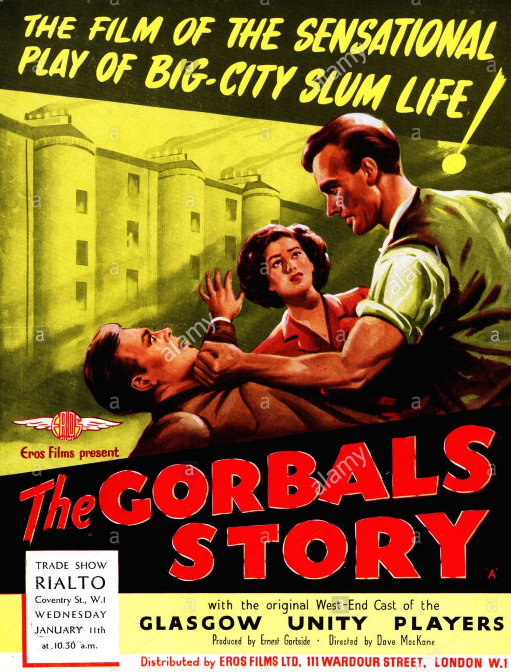 The Gorbals Story (1950) - IMDb