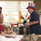 Sofía Vergara, Ed O'Neill, and Jeremy Maguire in Modern Family (2009)
