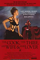 The Cook, the Thief, His Wife & Her Lover (1989) Poster