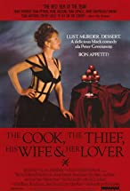 Primary image for The Cook, the Thief, His Wife & Her Lover