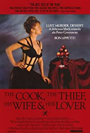 The Cook, the Thief, His Wife & Her Lover (1989) 720p