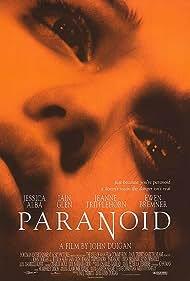 Jeanne Tripplehorn, Ewen Bremner, Jessica Alba, and Iain Glen in Paranoid (2000)