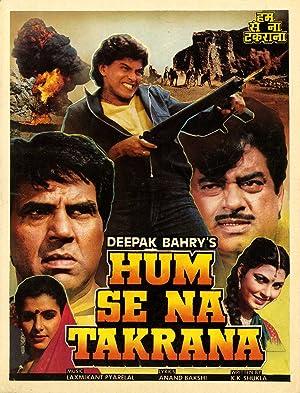 Hum Se Na Takrana movie, song and  lyrics