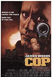 Cop (1988) Poster - Movie Forum, Cast, Reviews