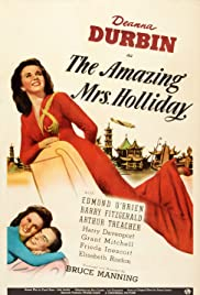 The Amazing Mrs. Holliday (1943) Poster - Movie Forum, Cast, Reviews