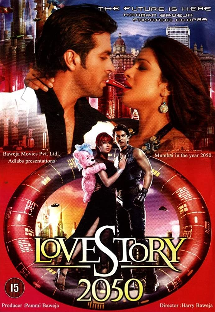 Image result for love story 2050