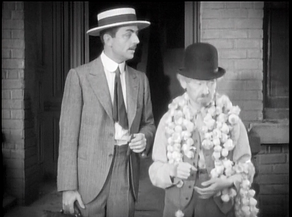 William Powell and Max Davidson in Lawyer Man (1932)
