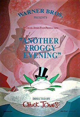 Chuck Jones Another Froggy Evening Movie