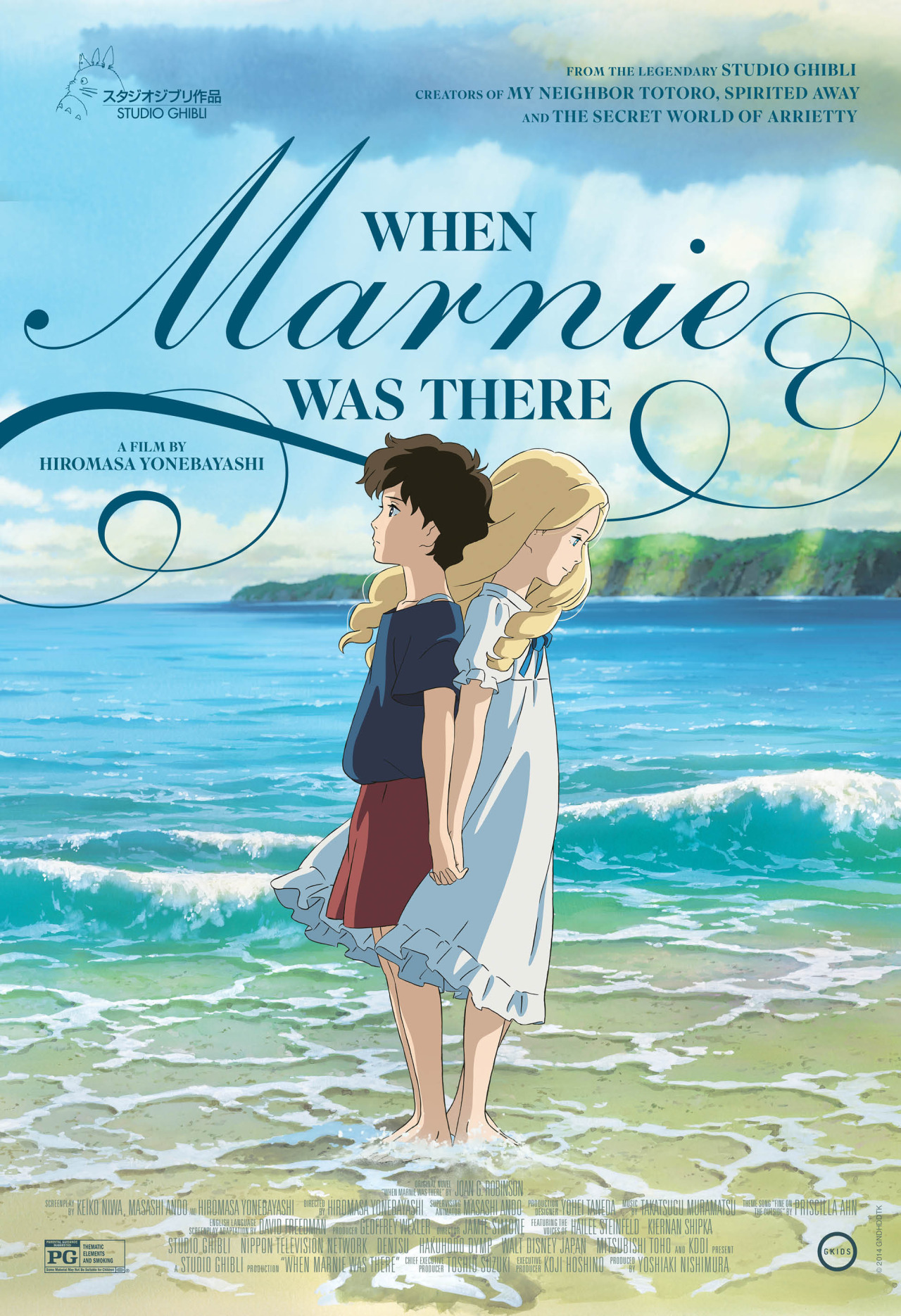 When Marnie Was There 2014 Imdb