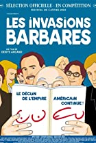 The Barbarian Invasions (2003) Poster