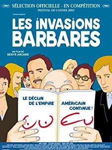 Movie links download Les invasions barbares Canada [640x320]