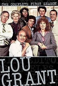 Edward Asner in Lou Grant (1977)