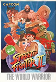 Street Fighter II: The World Warrior (1991) Poster - Movie Forum, Cast, Reviews