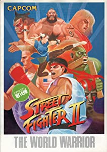 Street Fighter II: The World Warrior full movie hd 1080p download