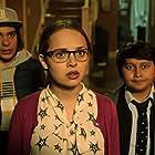 Pearce Joza, Kamran Lucas, and Alyssa Jirrels in Mech-X4 (2016)
