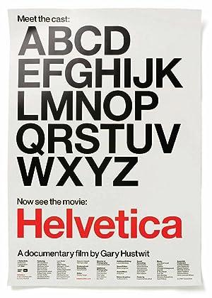 Where to stream Helvetica