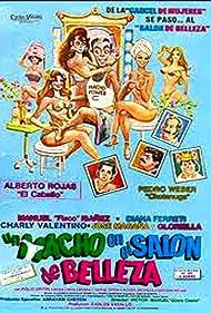 Un macho en el salón de belleza (1987)