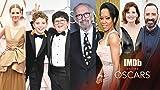 Oscars Red Carpet Stars Assemble Their Superhero Squads