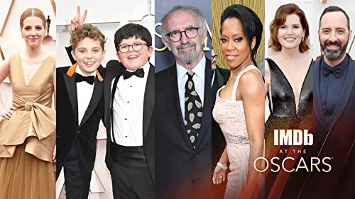 Oscars Red Carpet Stars Assemble Their Superhero Squads video
