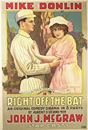 Right Off the Bat Poster