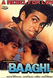 Download Baaghi: A Rebel for Love (1990) Movie