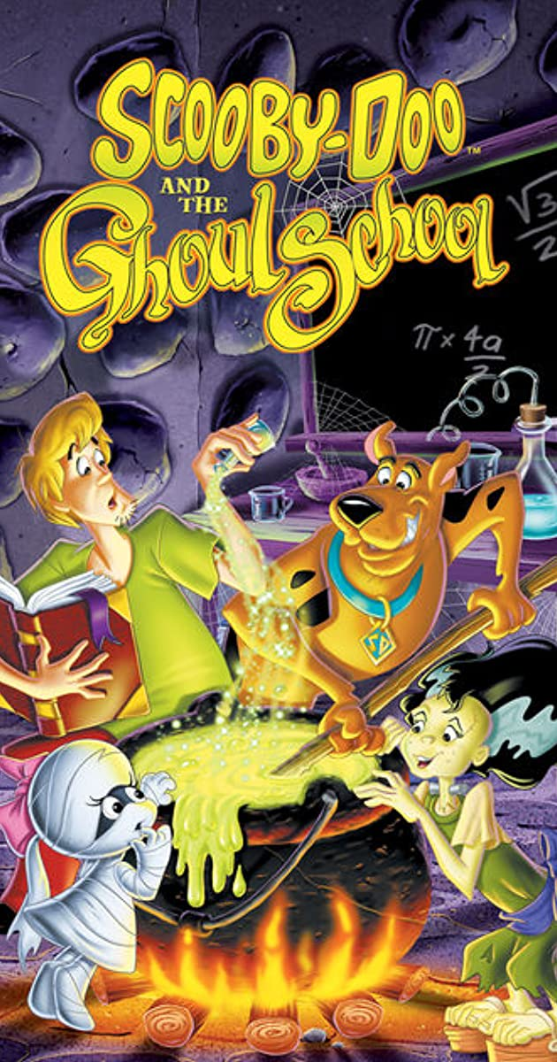 Scooby Doo And The Ghoul School Tv Movie 1988 Imdb How to keep a mummy. scooby doo and the ghoul school tv