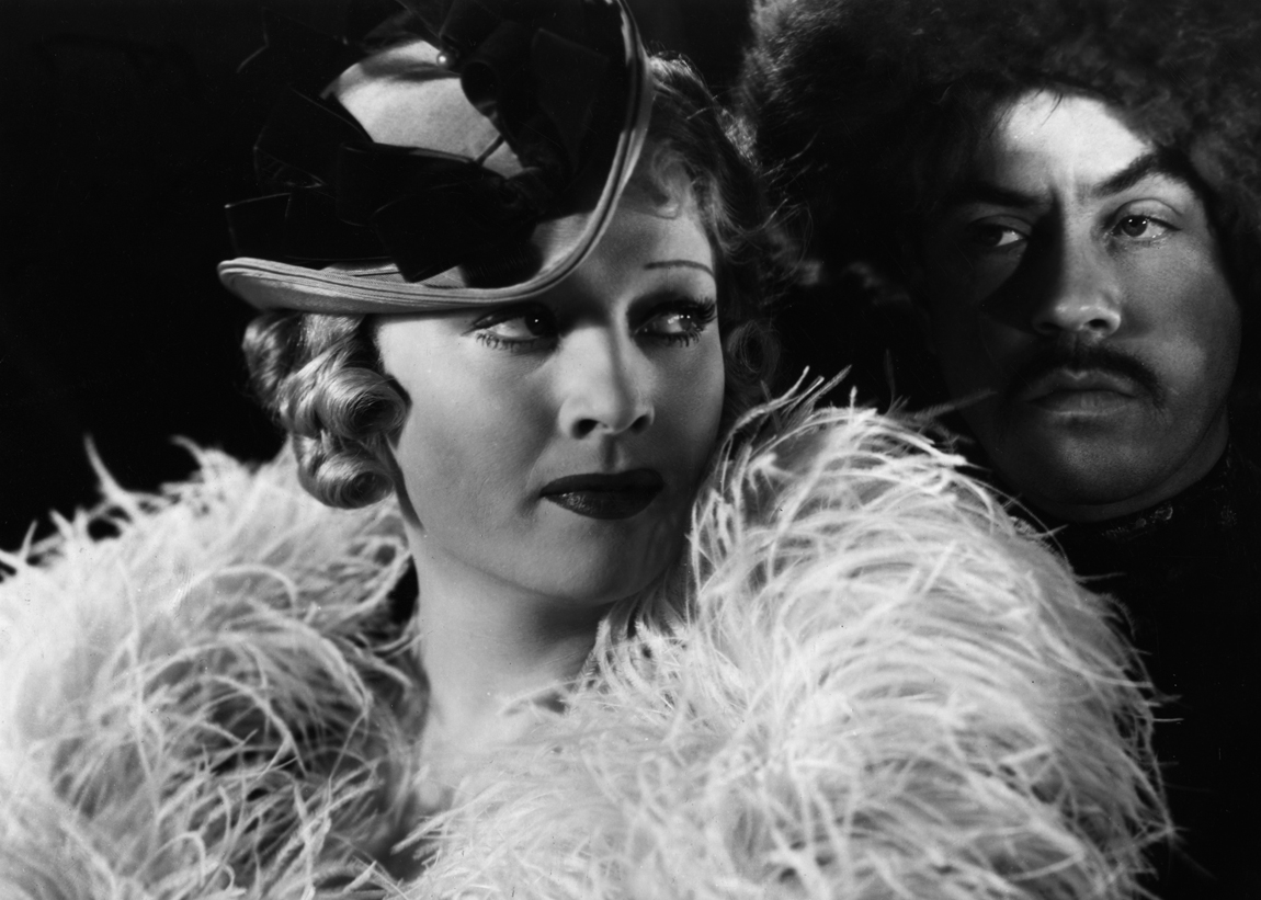 Paul Guilfoyle and Margot Grahame in The Soldier and the Lady (1937)