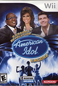 Primary photo for Karaoke Revolution Presents: American Idol Encore