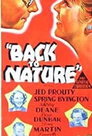 Spring Byington and Jed Prouty in Back to Nature (1936)