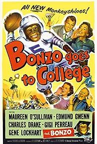 Primary photo for Bonzo Goes to College