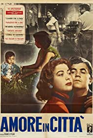 L'amore in città (1953) Poster - Movie Forum, Cast, Reviews