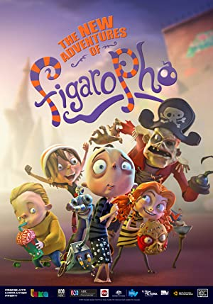 Where to stream The New Adventures of Figaro Pho
