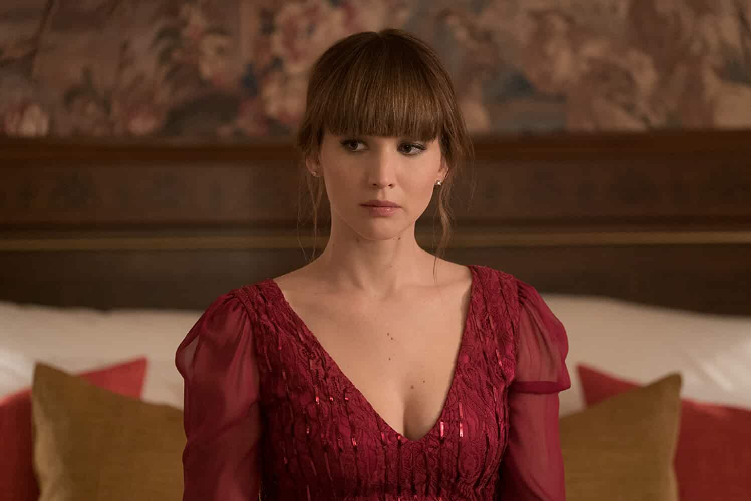 Download Red Sparrow Movie