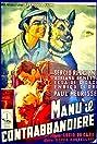 Manù il contrabbandiere (1948) Poster