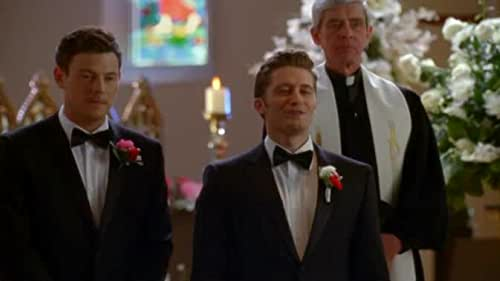 Glee: Wedding Jitters
