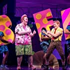 Danny Skinner and Ethan Slater in The SpongeBob Musical: Live on Stage! (2019)
