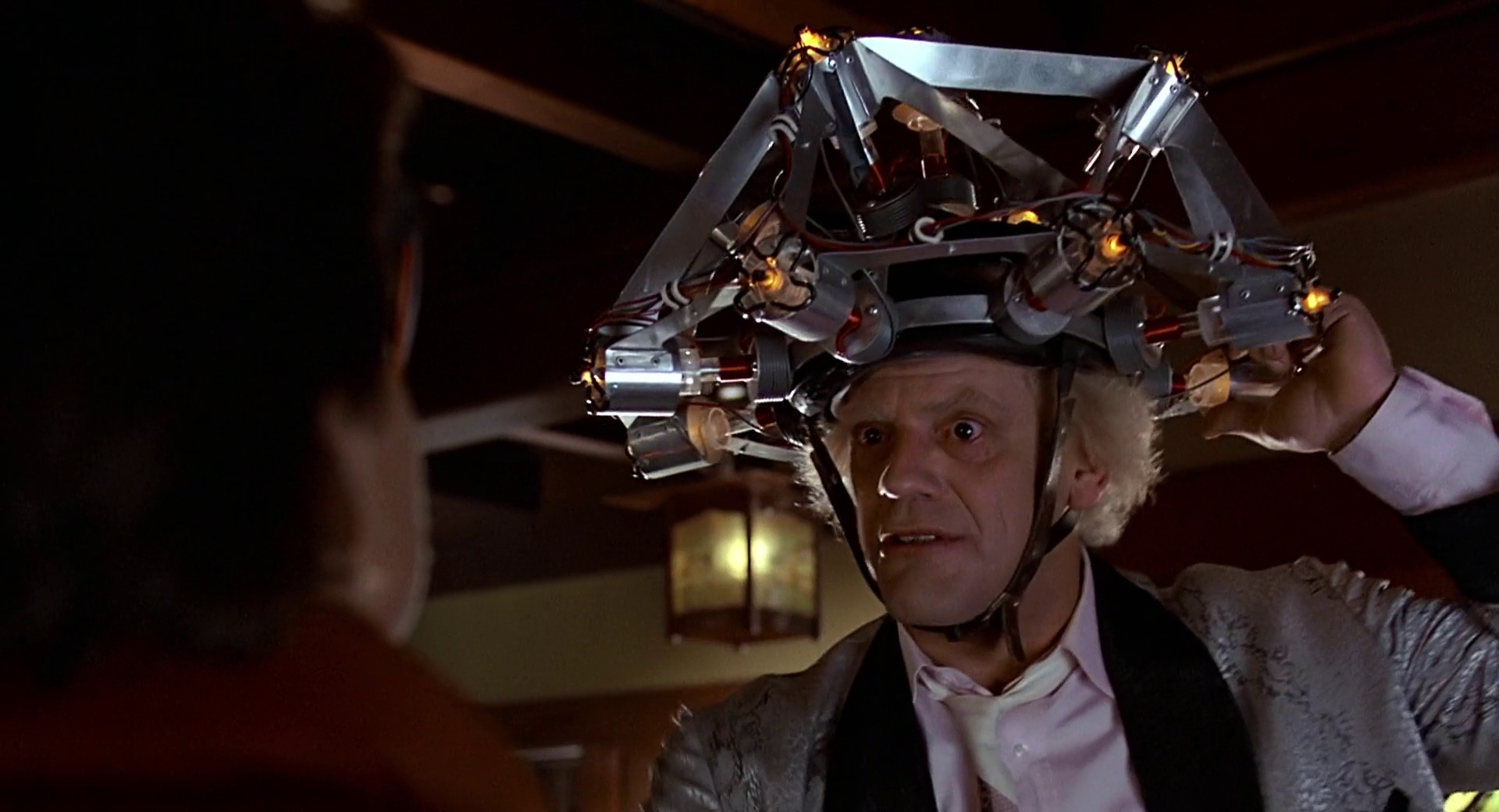 Christopher Lloyd in Back to the Future (1985)