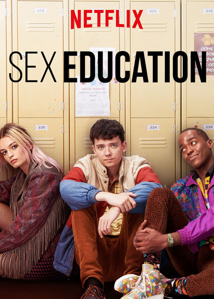 Sex Education - الموسم 1 (2018)