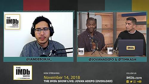 Jovan Adepo on Working with Viola Davis and Denzel Washington