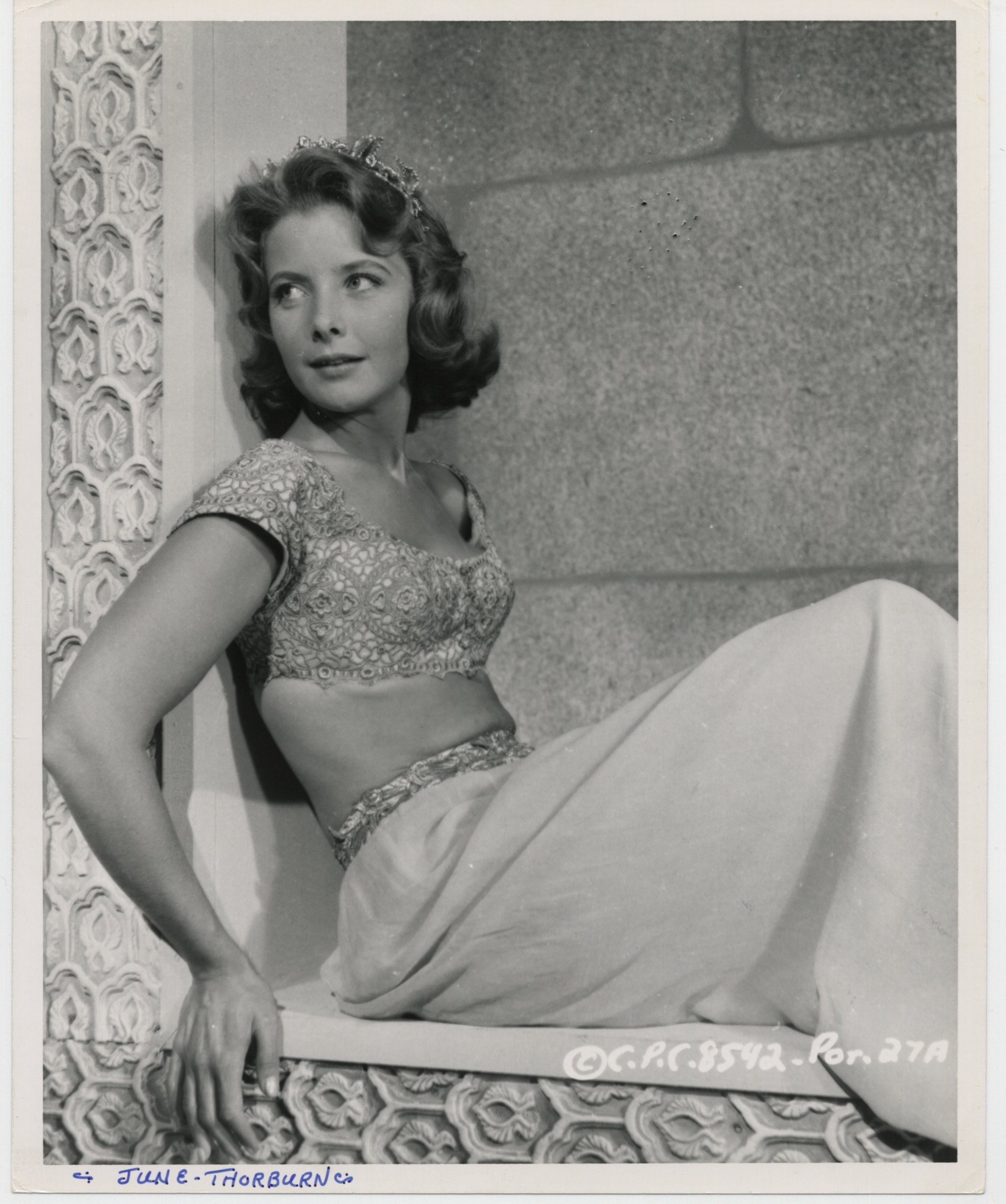 June Thorburn in The 3 Worlds of Gulliver (1960)